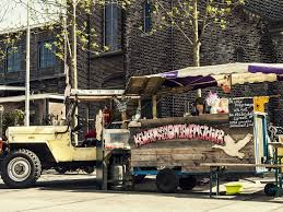 Pigeon, Parakeet And Pony: Amsterdam Food Truck Serves Maligned Meat ...