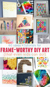 Tps Header Frameworthy DIY Art Projects And Tutorials
