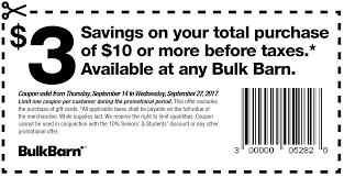 Bulk Barn] Bulk Barn: $3 Off $10+ - Page 2 - RedFlagDeals.com Forums Bulk Barn 18170 Yonge St East Gwillimbury On Perfect Place To Shop For Snacks Cbias Little Miss Kate Stop Over Paying Spices Big Savings At The Live Flyer Sep 21 Oct 4 A Slice Of Brie Thking Out Loud 8 Book Club This Opens Today Sootodaycom New Clothes Shopping Ecobag 850 Mckeown Ave North Bay Most Convient Store Baking Ingredients Gluten 6180 Boul Henribourassa E Montralnord Qc
