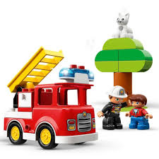 100 Fire Trucks Toys LEGO DUPLO Truck 10901