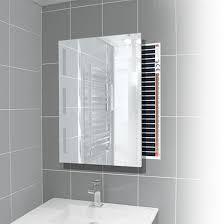 heizfolie als wärme gegen beschlagene spiegel infrarot