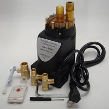 chilipepper water heater pump and water on demand system pump