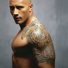 The Rock Sleeve Tattoo Designs