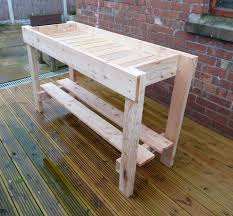 Patio Furniture Ebay Australia by Greenhouse Potting Table Growing Table 1 45m Long Great Value