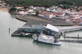 port fromentine la barre de monts traversée vers l île d yeu