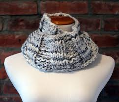 hand knit infinity scarf choice image craft design ideas