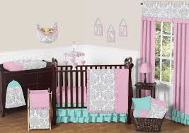 sweet jojo designs skylar 11 piece baby crib bedding set babies r us