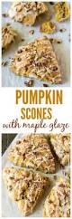 Starbucks Pumpkin Spice Scone Recipe by Maple Pumpkin Scones With Maple Glaze