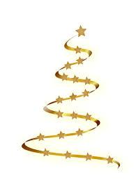 Gold Christmas Tree Clip Art At Clker