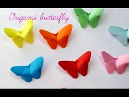DIY Paper Crafts How To Make A ButterflyVery Easy