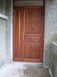 porte entree vantaux menuiserie de la bourges