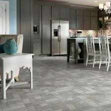 Groutable Vinyl Tile Home Depot by Stainmaster 1 Piece 6 In X 24 In Groutable Chateau Light Gray Peel