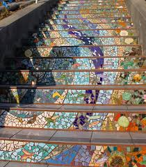 16th avenue tiled steps address the 16th avenue tiled steps project things to do in san