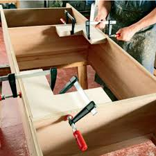 Clamping The Corners Of A DIY Project