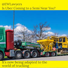 Dallas Truck Accident Lawyer Discusses: Is Uber Coming To A Semi ... Bah Express Home Cr England Truck Driving Jobs Cdl Schools Transportation Trucking Companies That Hire Inexperienced Drivers Meadow Lark Solutions How Did Tractor Trailers Contribute To The Mess In Atlantas Truck Trailer Transport Freight Logistic Diesel Mack Freymiller Inc A Leading Trucking Company Specializing Hutt Company Holland Mi Rays Photos