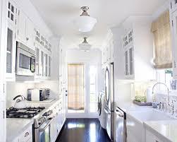 galley kitchen home design best galley kitchen home design ideas