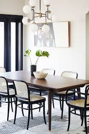 Love This Contemporary Meets Minimalist Dining Room Style
