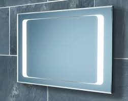 Frameless Bathroom Mirrors India by Backlit Bathroom Mirrors Civilfloor