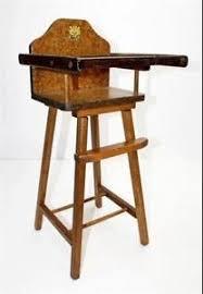 Eddie Bauer Wooden High Chair by Wooden High Chair Ebay