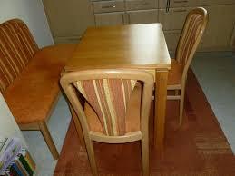 wössner esszimmer möbel bank 2 stühle