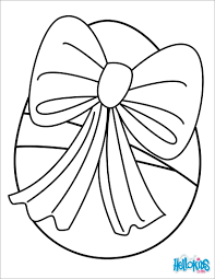 Marvellous Inspiration Ideas Egg Coloring Pages Striped Easter Hellokids Com For Adults To Print Adult Free