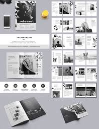 100 Best Designed Magazines 30 Magazine Templates With Creative Print Layout Designs