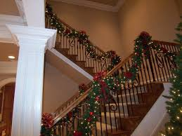 Christmas – Deck The Halls With Beautiful Garland | West Cobb Magazine Home Depot Bannister How To Hang Garland On Your Banister Summer Christmas Deck The Halls With Beautiful West Cobb Magazine 12 Creative Decorating Ideas Banisters Bank Account Season Decorate For Stunning The Staircase 45 Of Creating Custom Youtube For Cbid Home Decor And Design Christmas Garlands Diy Village Singular Photos Baby Nursery Inspiring Stockings Were Hung Part Adams