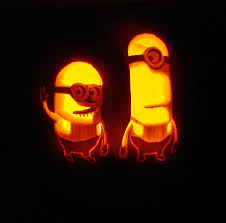Minion Carved Pumpkins by Minions 2012 Pumpkin Carving Gallery