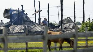 18 Horses Die, Others Saved In Plainfield Barn Fire - Chicago Tribune Devastating Barn Fires Kill Thousands Of Animals Cost Farmers Video Fire Destroys Sand Lake Pole Times Union Fires Dracut Ma Barn Youtube Destroyed By Fire In Lehigh Township The Morning Call Hello Weekend Tack N Talk Page 3 Preventing Part 2 1 Resource For Horse Farms Flames Damage Shed Spread To Woods Mount Desert Islander Huge Marijuana Grow Op Raw Footage May 2009 Monroe Co Kills 7 Horses South Park