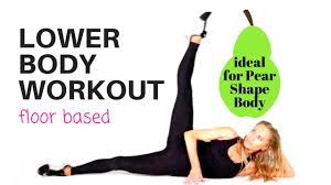 Exercise Floor by Home Workout For Women Lower Body Thighs Legs And All