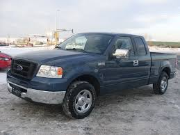 100 2006 Ford Truck James F150 Blue