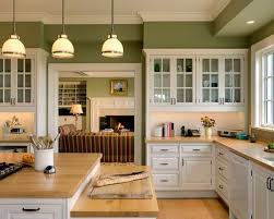 Inspiration For A Timeless Enclosed Kitchen Remodel In New York With Glass Front Cabinets