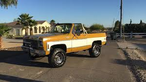 1974 Chevrolet Blazer For Sale Near Goodyear, Arizona 85338 ... Copperstate Classic Cars 1933 Vehicles For Sale On Classiccarscom Old Trucks Stock Photos Images Alamy Dodge Power Wagon 1956 Citroen 2cv Az Po Driver Market Flashback F10039s For Or Soldthis Page Is Classics Autotrader 1144 Best Trucks Images Pinterest Chevrolet Used Scottsdale Browns Heartland Vintage Pickups Checkered Flag Tire Balance Beads Internal Balancing 1987 Chevy V10 Silverado Lifted Truck
