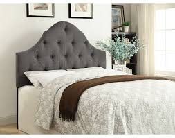 Value City Queen Size Headboards by Modern Value City Furniture Headboards Tris Queen Headboard Gray