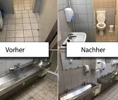 toiletten sanierung in frankfurt am kabo dienstleistungen
