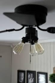 Belt Driven Ceiling Fan Kit by Industrial Style Ceiling Fan Light Kit Hgtv Dream Home 2016 Loves