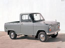 Mazda B360 Mid-term (1963/Japan) | Pickups And Trucks | Pinterest ...