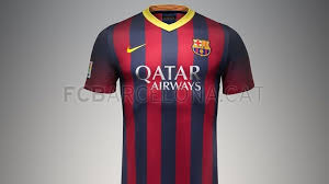 maillot fc barcelone 2014