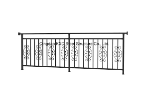 100 Building A Paling Fence China Welded Galvanized Black Wrought Powder Coating Iron