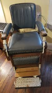 Koken Barber Chair Model Numbers by Antique Barber U0027s Chair Koken Antiques Pinterest Ebay