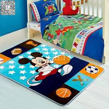 mickey mouse rugs