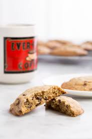 Panera Pumpkin Muffie Recipe by Copycat Panera Chocolate Chip Cookies Recipe Delish Com