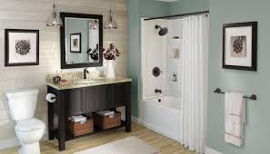 Home Depot Bathtub Refinishing by Shower Tub Shower Combo Amazing 1 Piece Tub Shower 99 Small