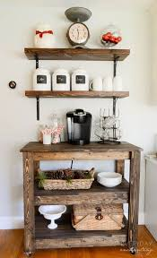 11 Genius Ways To DIY A Coffee Bar At Home