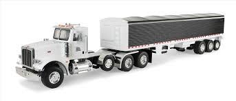 100 Dcp Trucks Peterbilt Truck Picclickrhpicclickcom Dcp Toy Farm Semi Trucks Red
