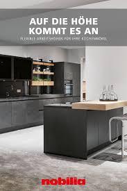 passende arbeitshöhe in der küche moderne küche küche