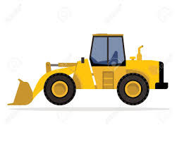 100 Loader Truck Yellow Icon Royalty Free Cliparts Vectors And Stock