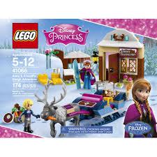 Disney Bathroom Set India by Lego Disney Princess Anna And Kristoff U0026 8217 S Sleigh Adventure