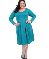 vintage style plus size dresses pluslook eu collection