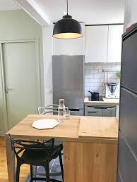 cuisine a 3000 euros avant après cuisine de 2 m2 rénovée lofts